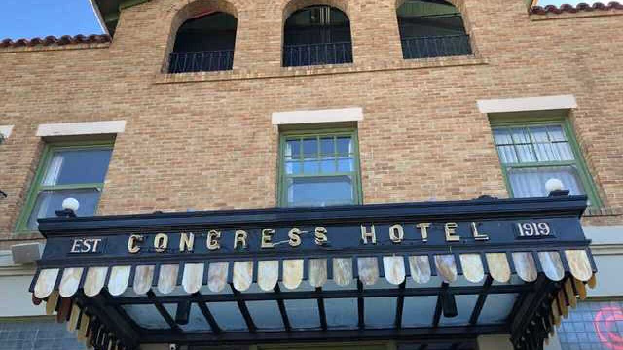 Hotel Congress celebrates 100 years
