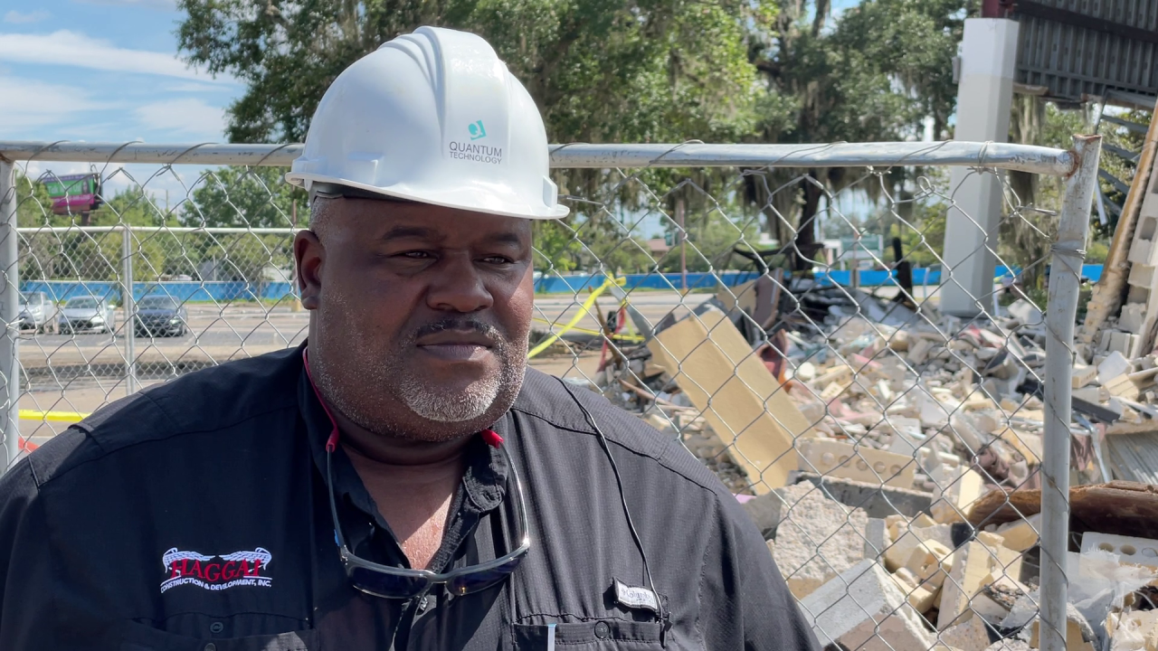 Kenneth Taite, President, CEO of Haggai Construction and Development