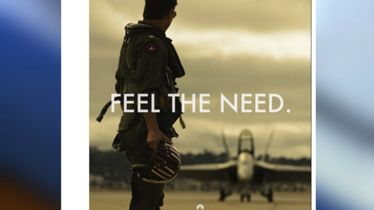 Flight training reportedly delays 'Top Gun' sequel another year