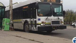 Detroit bus drivers, riders to receive free masks amid COVID-19 pandemic