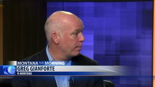 Greg Gianforte discusses issues facing Congress on Montana This Morning