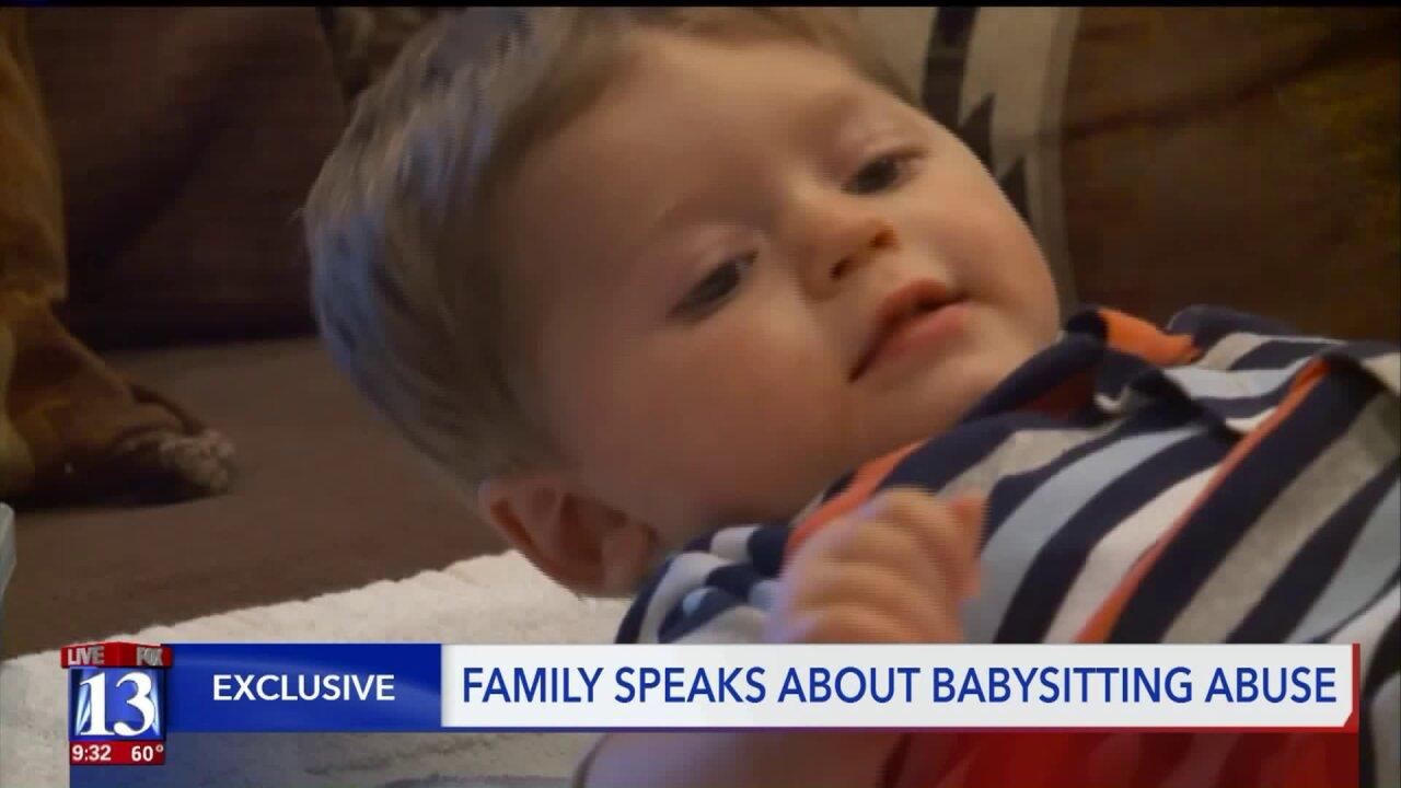 Family speaks after Magna babysitter sentenced to prison for shakinginfant