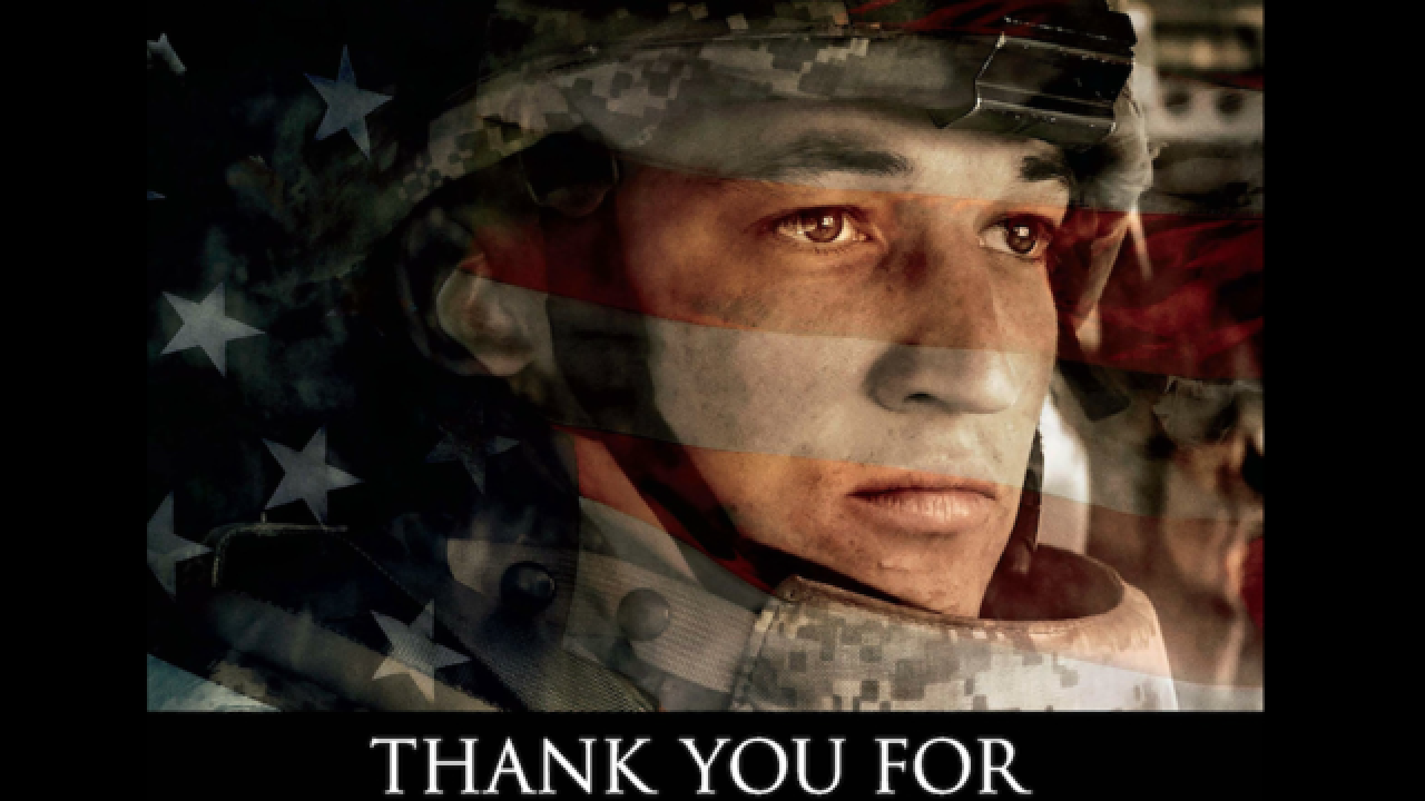 'Thank You For Your Service': AMC Theatres giving free tickets to veterans, active-duty military