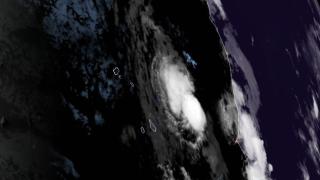 Tropical Depression Ten - 2020