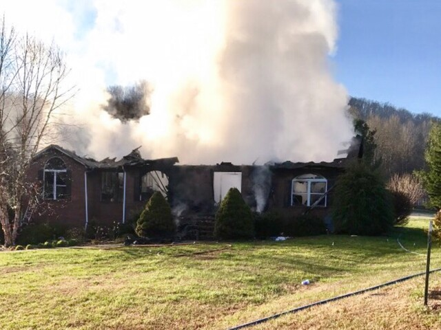 Cookeville Rescue Dog Saves Family From Fire