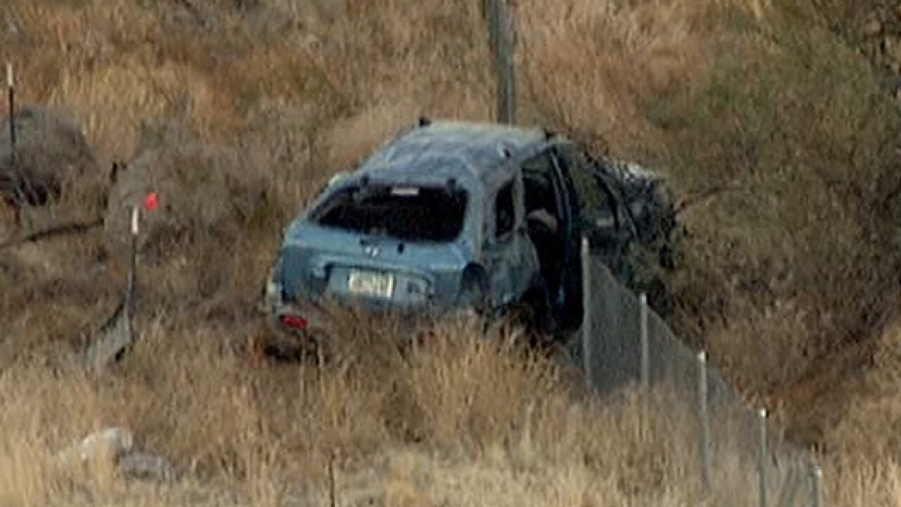 FD: 6 hurt in north Phoenix vehicle rollover