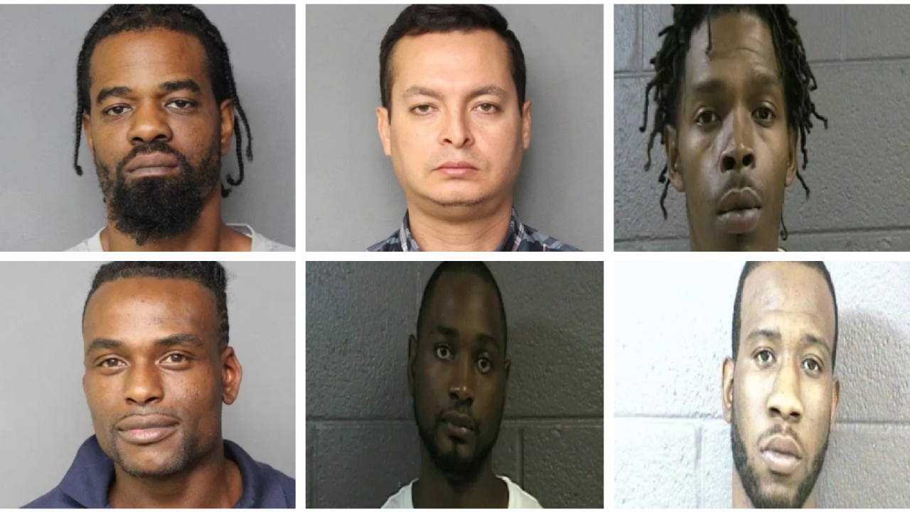 'Operation Goodfellas' nets 5 arrests in $19 million drug ring in Virginia