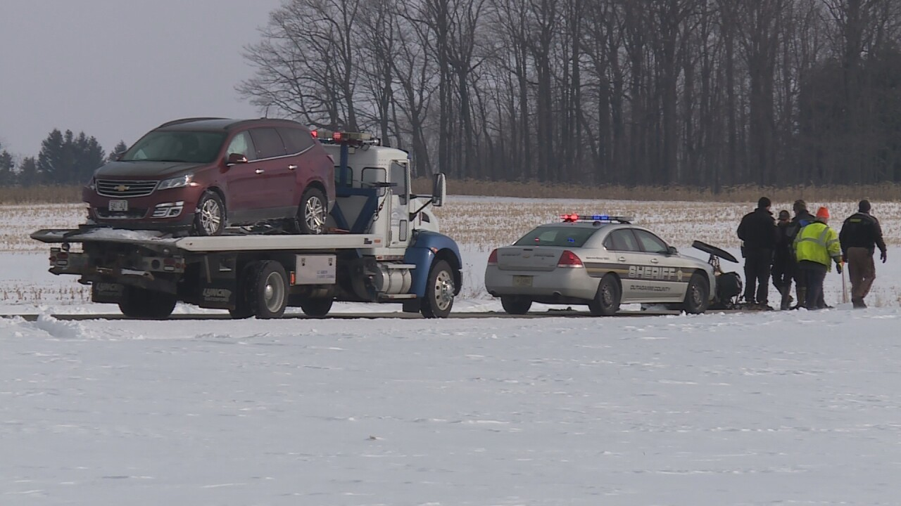 15-year-old Seymour High School student killed in snowmobile crash