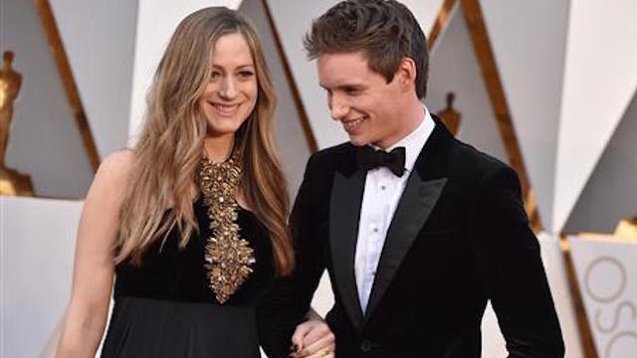 Eddie Redmayne, Hannah Bagshawe welcome new baby