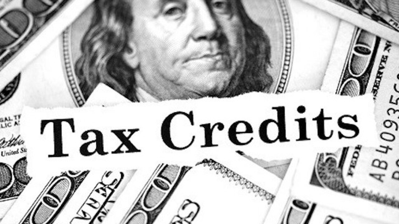The most popular tax credits