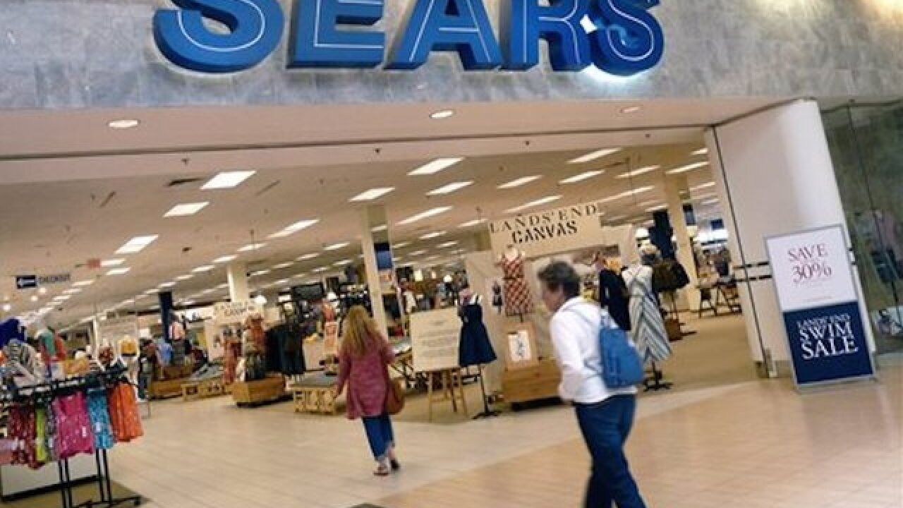 9f763eede208 Two Sears stores shut down