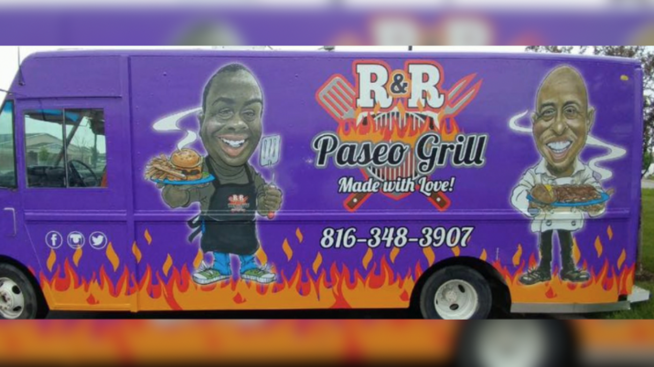 R&R Paseo Grill food truck