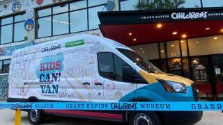 GRCM Kids Can! Van