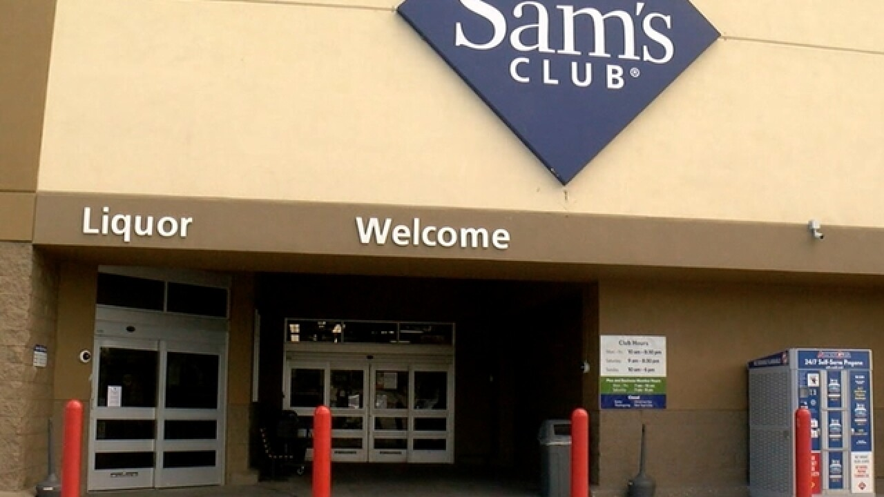 Several Sam's Club stores reportedly close