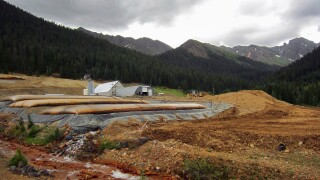 Mine Waste Spill Cleanup