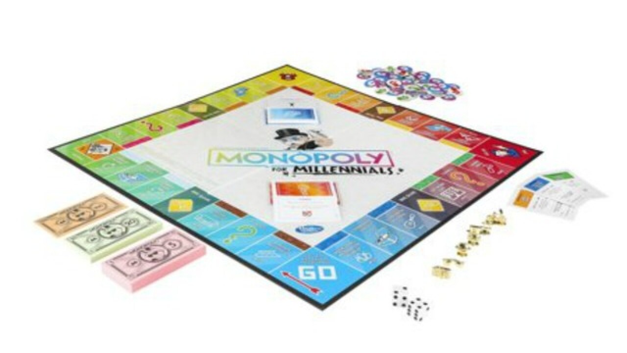 'Adulting is hard': New 'Monopoly for Millennials' game met with mixed reviews