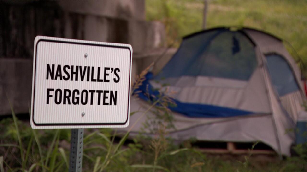 On The Rise: Nashville's Forgotten Homeless