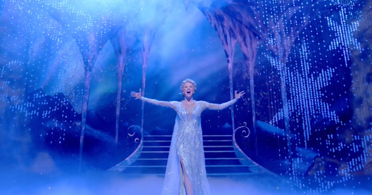 Tickets to Disney's Frozen at Shea's Buffalo Theatre go on sale Friday