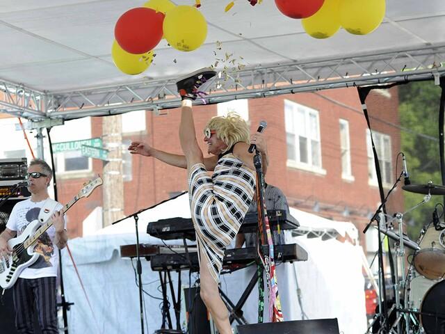 Tusculum Street Fest 2017