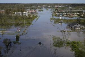 APTOPIX Hurricane Ida