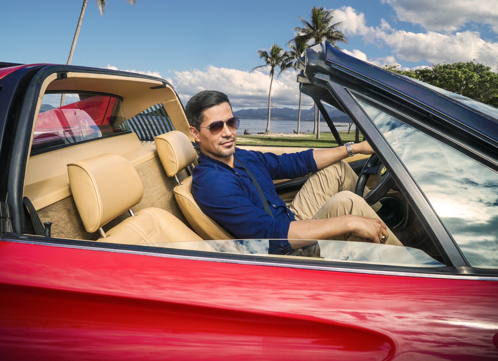 Photos: Sneak peek of the Magnum P.I. reboot