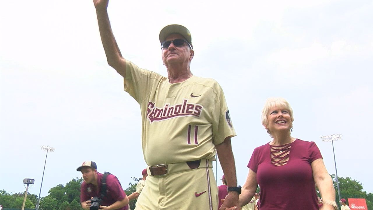 11 the Legend: Mike Martin plays final regular season game at Dick Howser Stadium