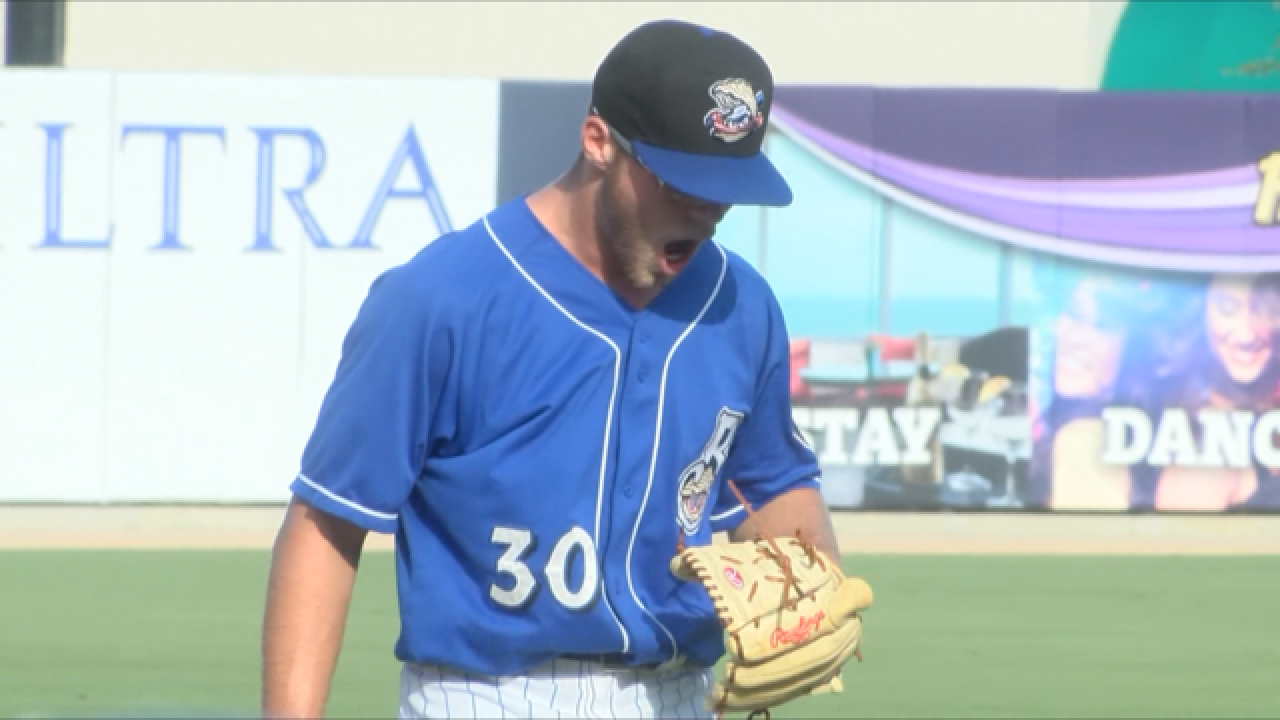 Centennial graduate gets called up to Major Leagues