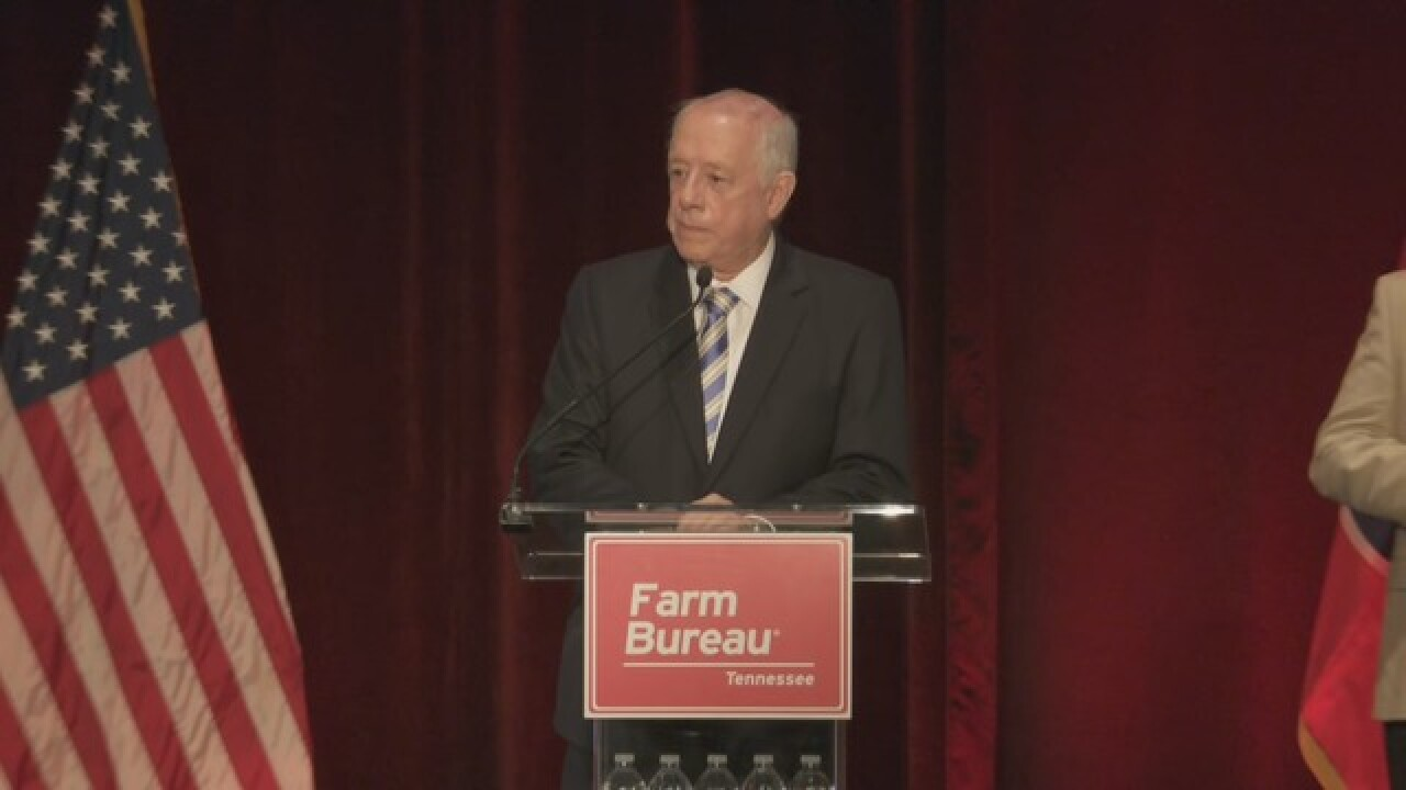TN Farm Bureau President's Conference Kicks Off In Nashville