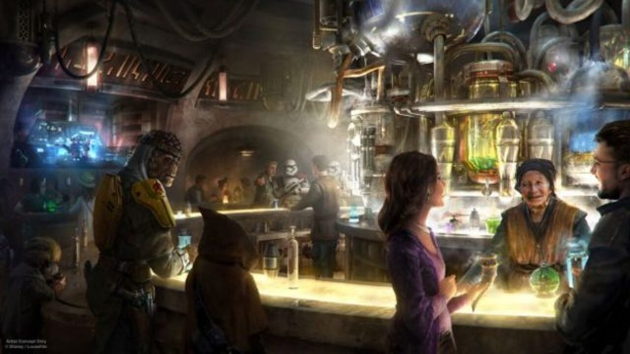Disneyland to sell alcohol for 1st time in 2019