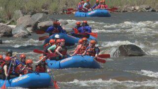 Rafting Arkansas River