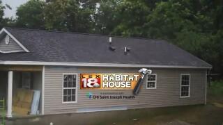 LEX 18 Habitat House Timelapse