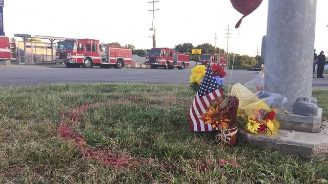 Kansas City firefighter called a 'good man'