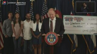 Gov. Polis announces second winner of $1 million vaccine drawing