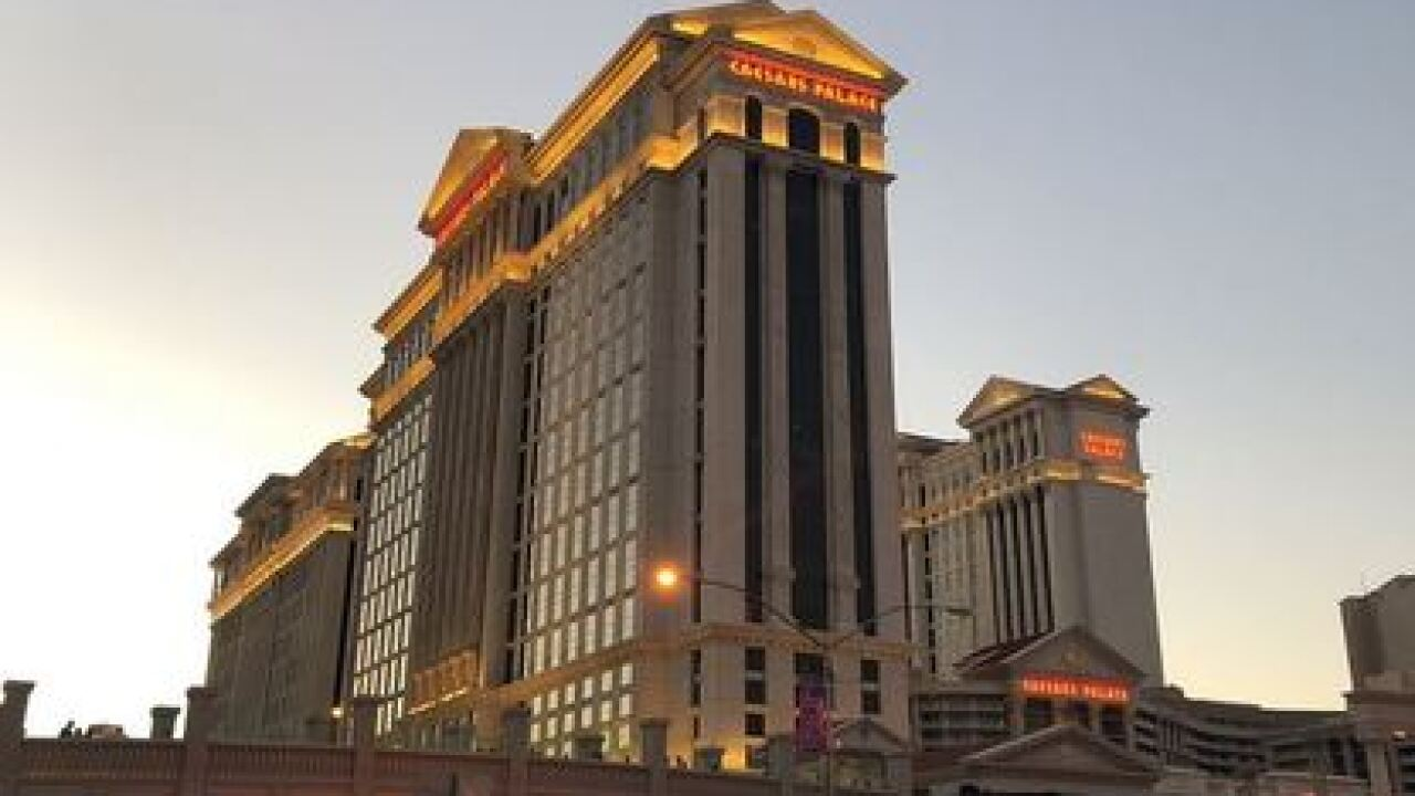 Caesars stocks surge after merger reports