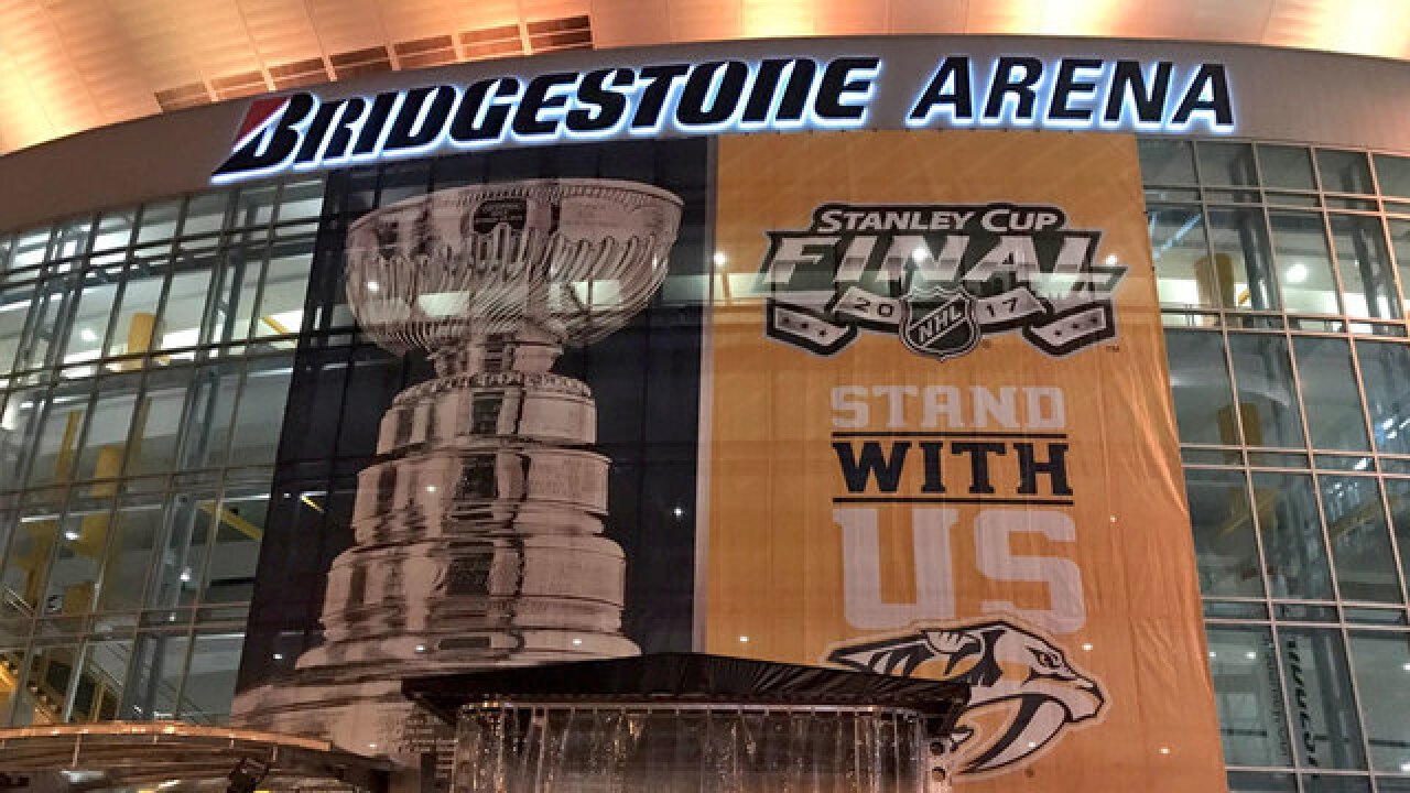Nashville Makes Final Preps For Game 3