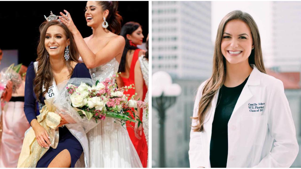 VCU student crowned Miss Virginia2019