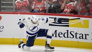 Lightning Capitals Hockey