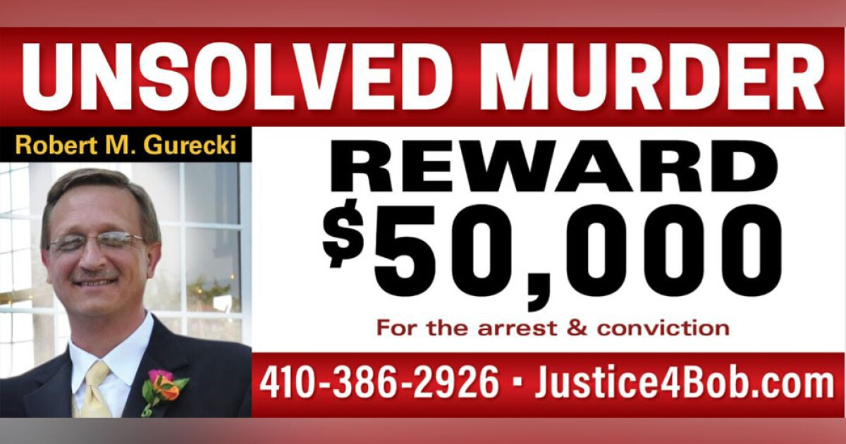 Justice for Bob, family offering $50,000 reward