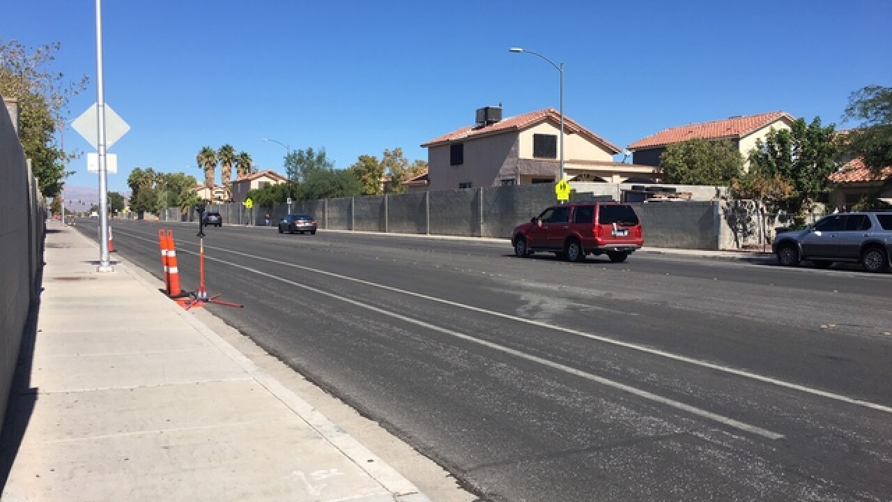 3 robberies reported near Desert Pines HS