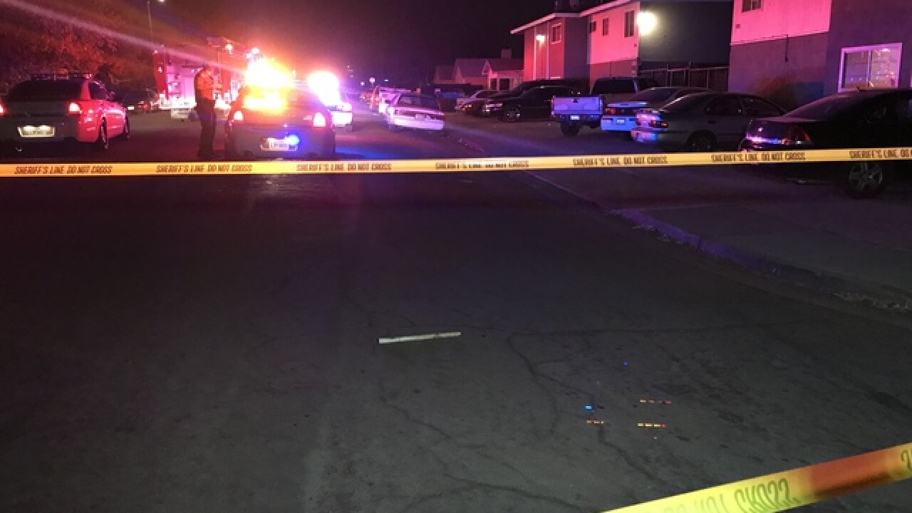 KCSO investigating shooting on Knotts Street in East Bakersfield