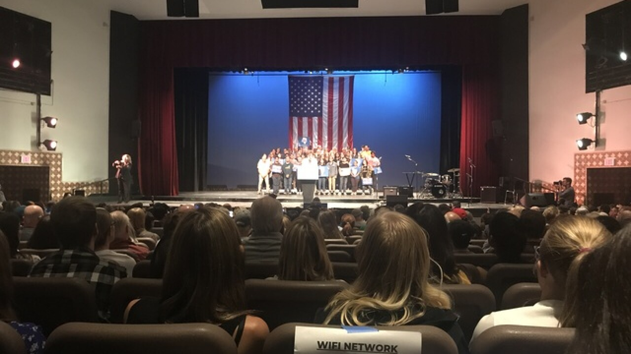 Sen. Sanders heads Nevada Democrats rally