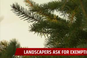 Landscapers ask to be considered essential businesses