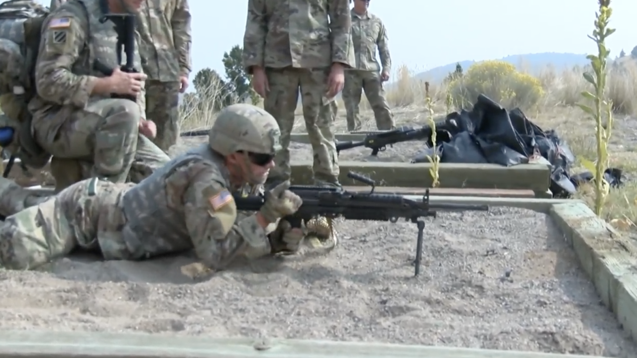 Montana National Guard hosts Best Warrior Competition