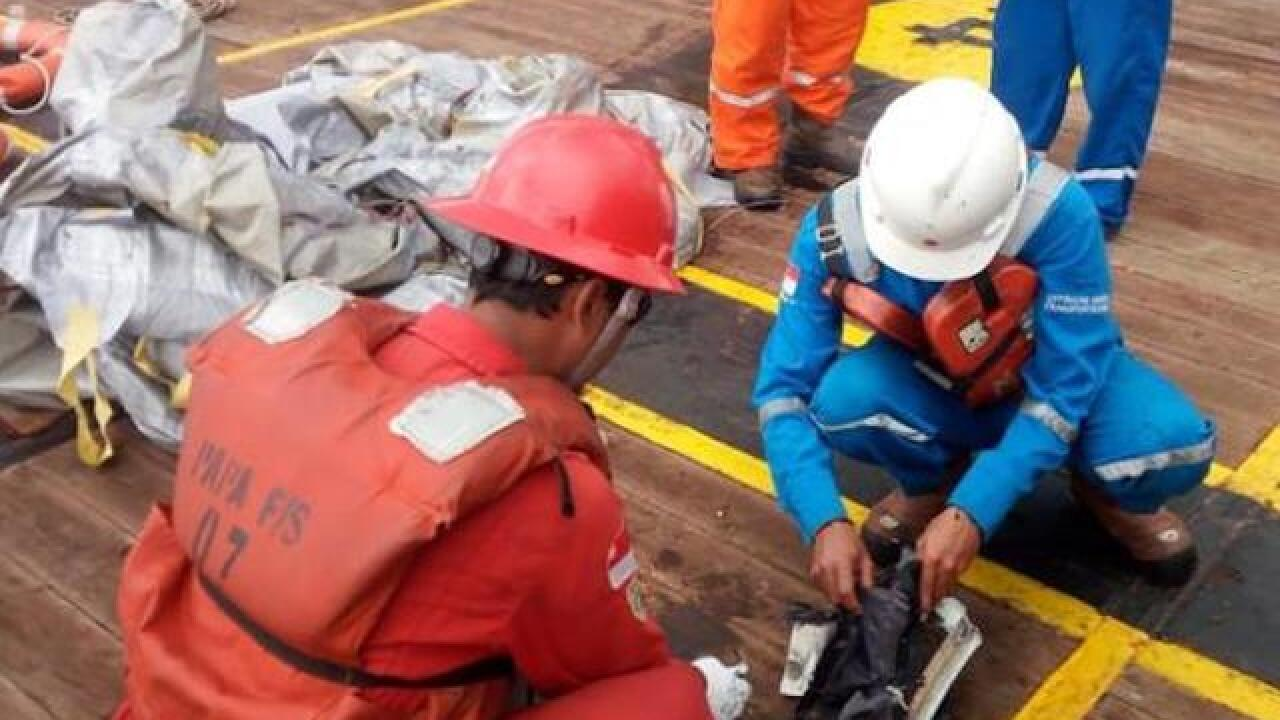 189 feared dead after Lion Air plane crashes into sea