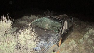 Photos: North Ogden man killed in rollover crash on SR-40