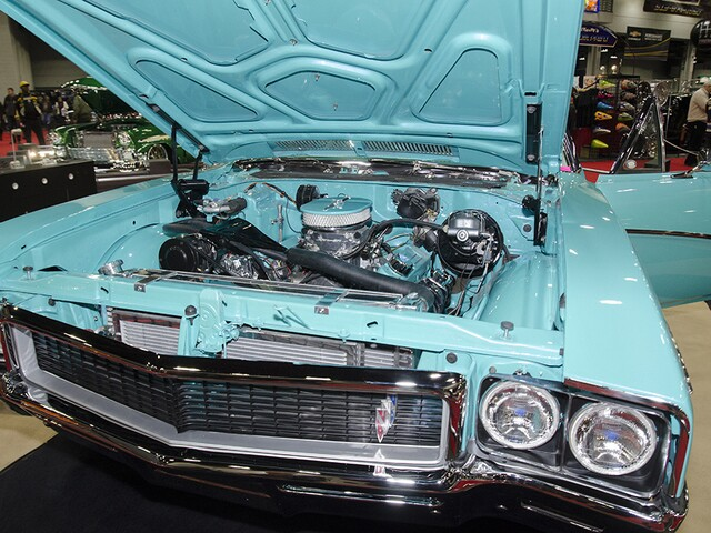 2018 Cavalcade of Customs car show in Ohio