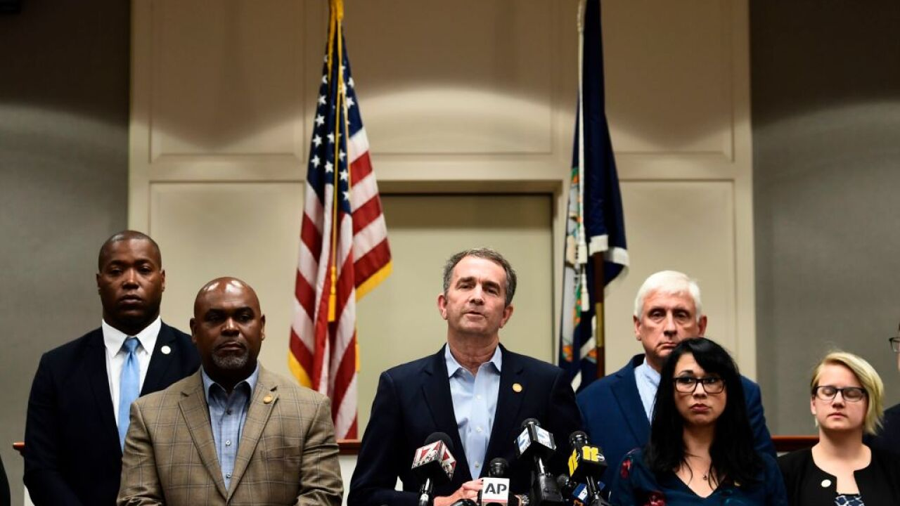 Gov. Northam reels from mass shooting after falling short on gunreforms