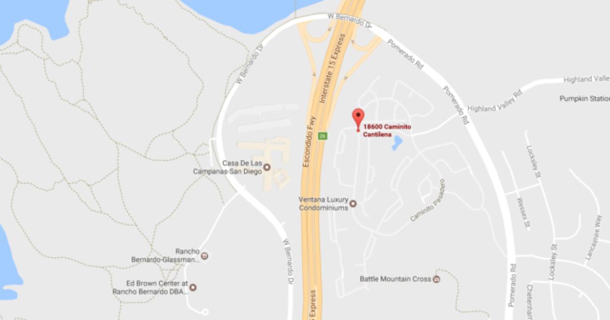 Motorcyclist killed in Rancho Bernardo crash identified