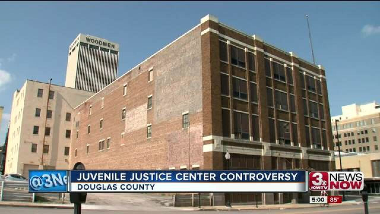 Discussions on juvenile justice center continue