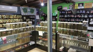 Rainbow illegal pot dispensary